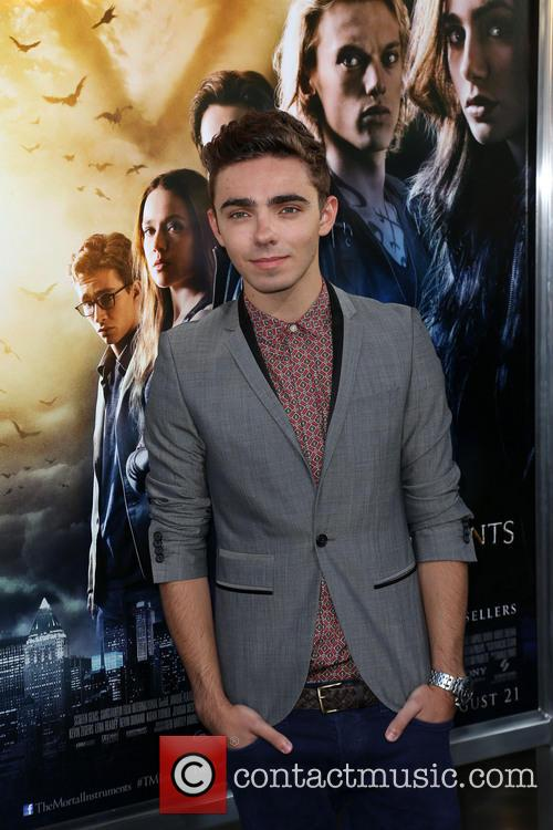 Nathan James Sykes 8