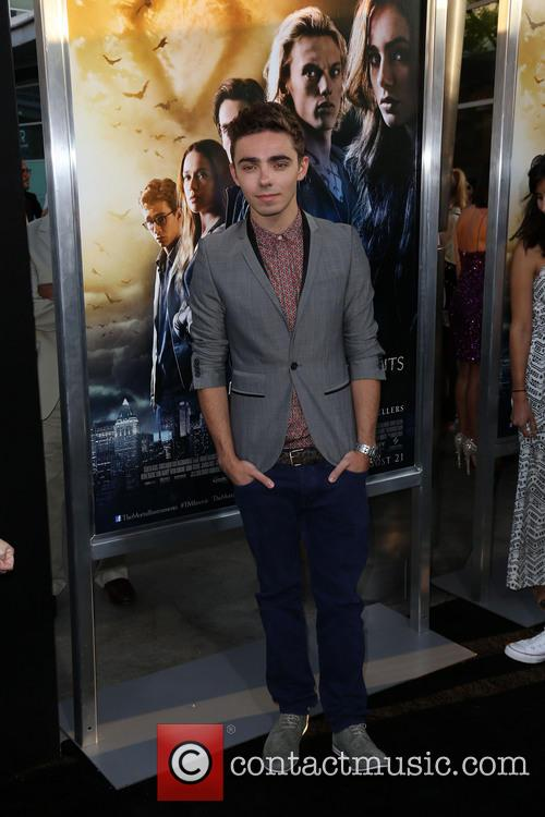 Nathan James Sykes, Arclight Cinerama Dome