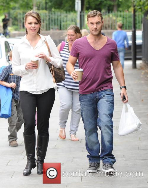 Kate Ford and Marc Baylis 9