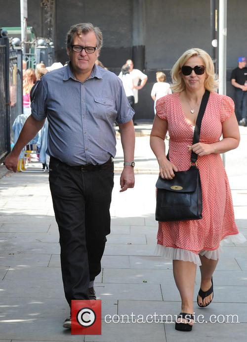 Katy Cavanagh and Peter Gunn