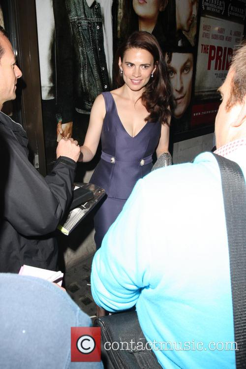 Hayley Atwell 6