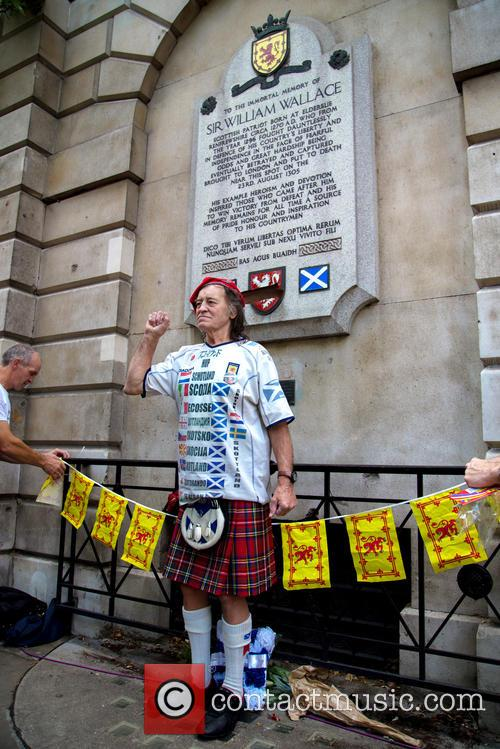 Scottish, William Wallace and London 2