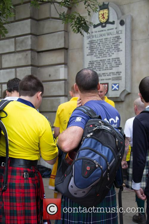 Scottish, William Wallace and London 8