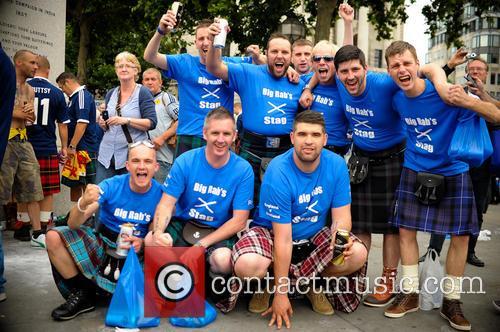 Scottish Fans 3