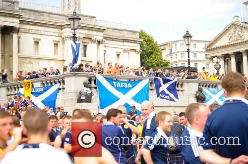 Scottish Fans 6