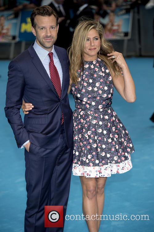 Jennifer Aniston and Jason Sudeikis 8