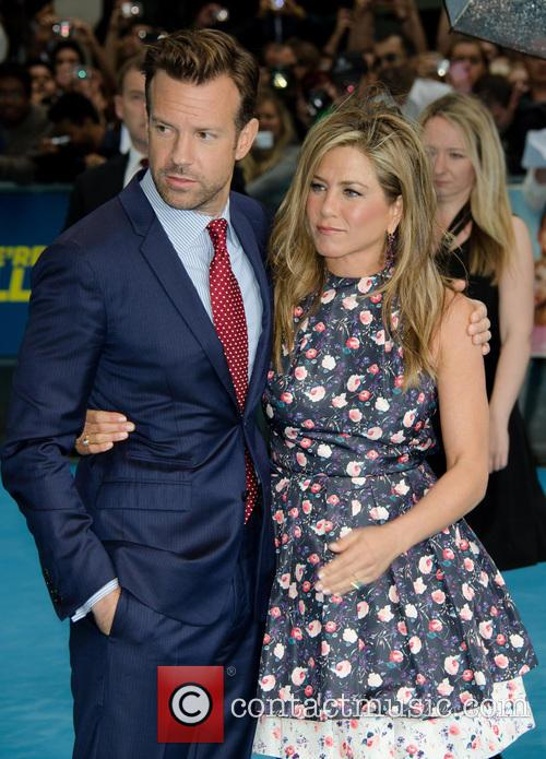 Jason Sudeikis, Jennifer Aniston, Odeon West End