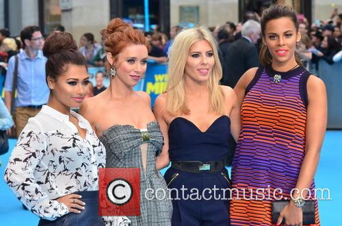 Vanessa White, Una Healy, Mollie King and Rochelle Humes 3
