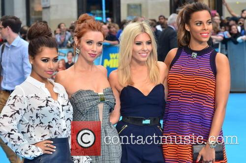 Vanessa White, Una Healy, Mollie King and Rochelle Humes 6