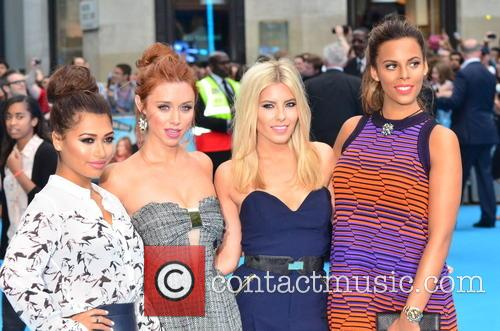 Vanessa White, Una Healy, Mollie King and Rochelle Humes 7