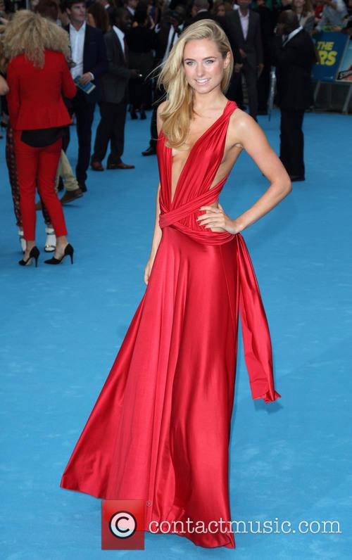 Kimberley Garner, Odeon West End Leicester  Square, Odeon West End