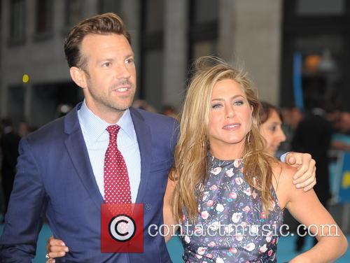 Jennifer Aniston and Jason Sudeikis 2