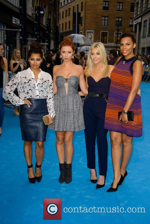 The Saturdays 6