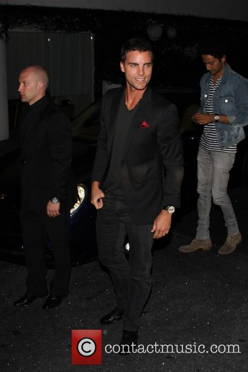 colin egglesfield 13th annual instyle summer soiree 3817625