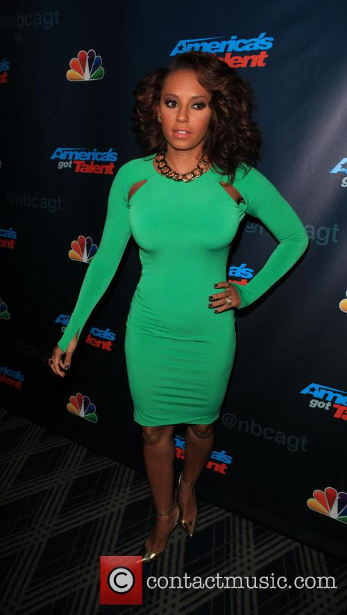 Mel B, Radio City Music Hall