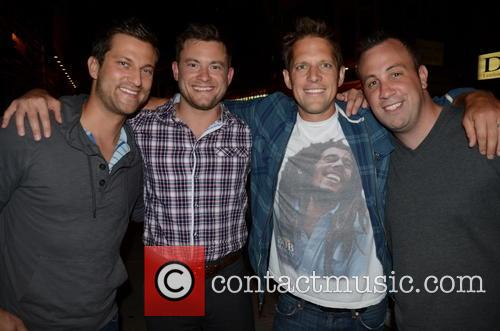 Previous 'The Bachelor' contestants have dinner at Sampan...