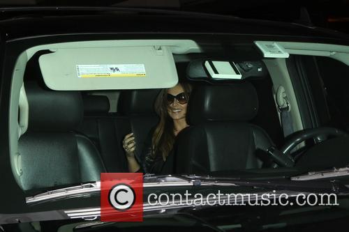Cheryl Cole at LAX