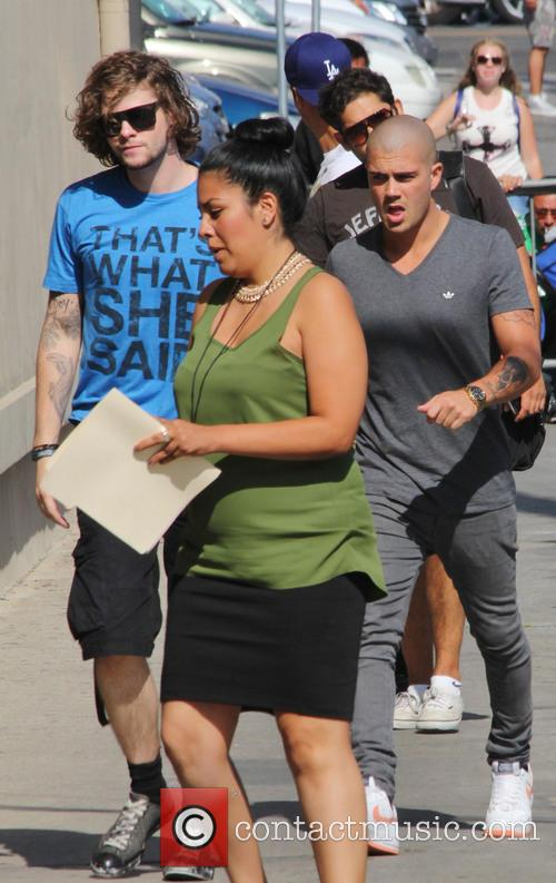 The Wanted, Max George and Jay Mcguiness 8