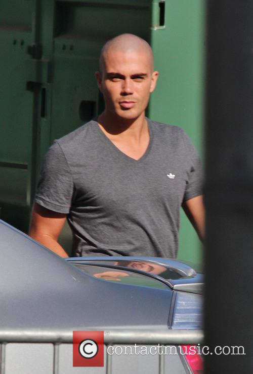 The Wanted and Max George 4