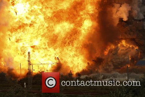 Bulgaria Gas Explosion 9