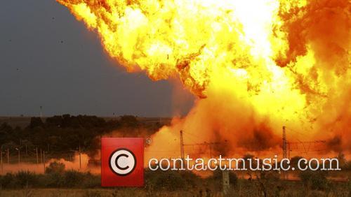 Bulgaria Gas Explosion 1