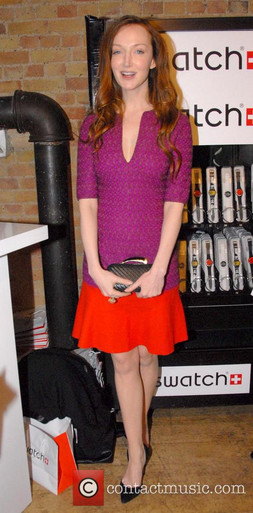 Kathryn Prescott, london