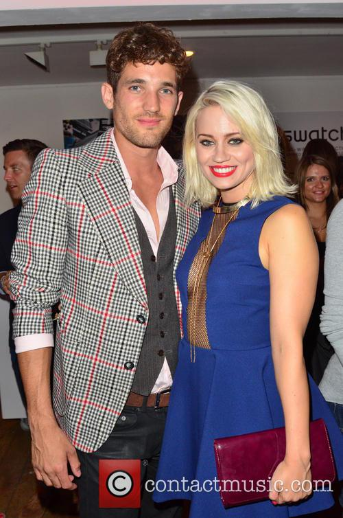 Max Rogers and Kimberly Wyatt 2