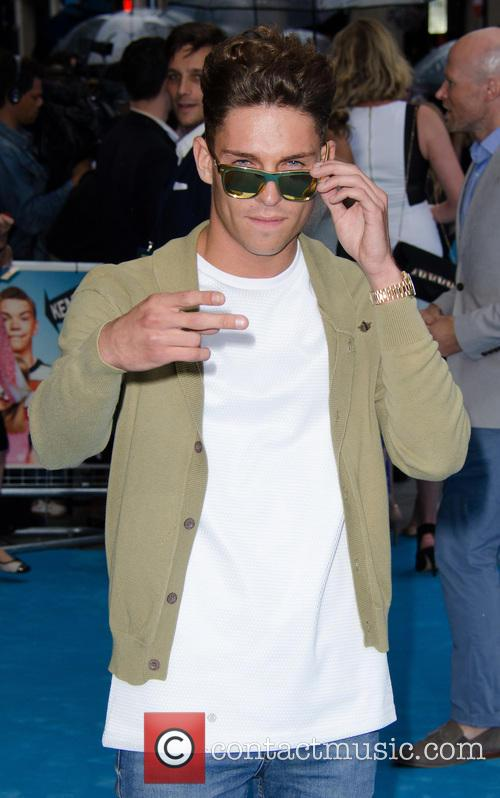 joey essex uk premiere of were the 3817324
