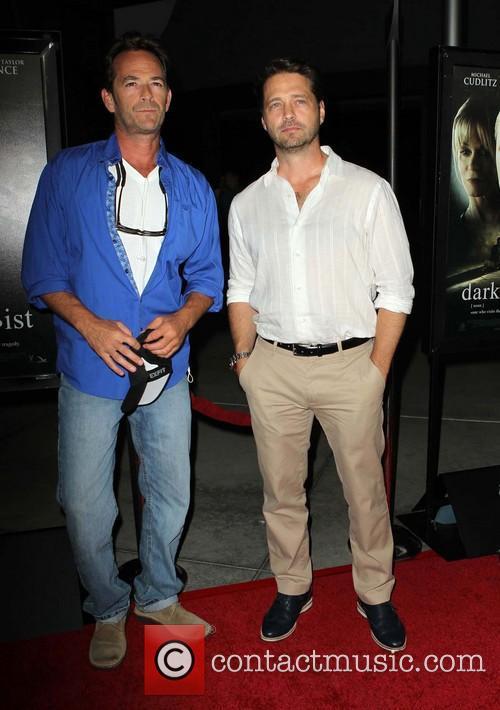 Luke Perry and Jason Priestley 7