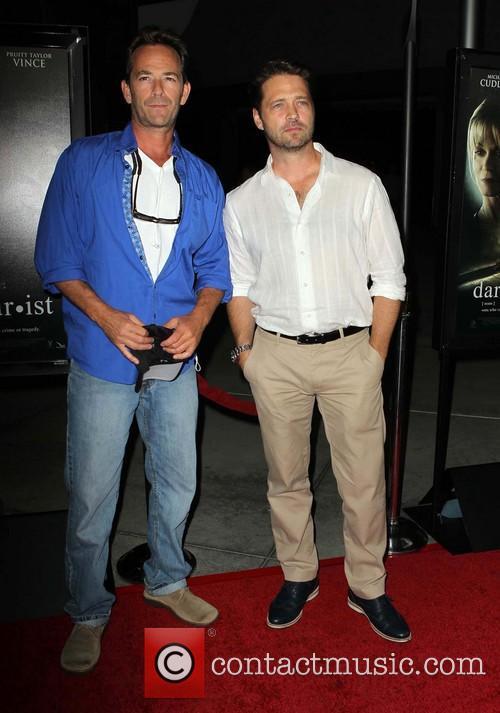 Luke Perry, Jason Priestley, ArcLight Cinemas