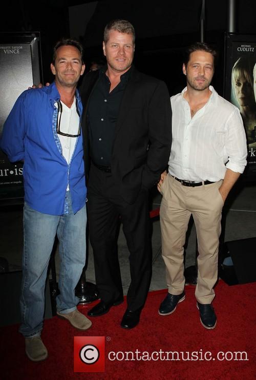 Luke Perry, Michael Cudlitz and Jason Priestley 6