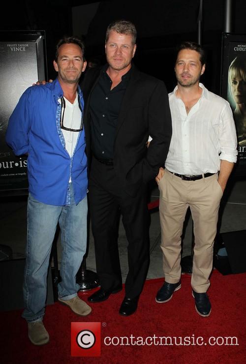 Luke Perry, Michael Cudlitz and Jason Priestley 11