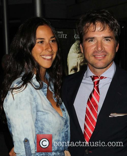 Matthew Settle and Maria Alfonsin 1