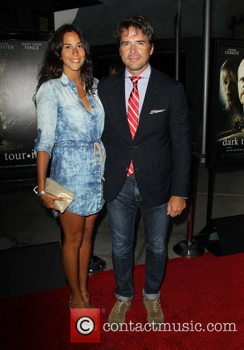 Matthew Settle and Maria Alfonsin 7