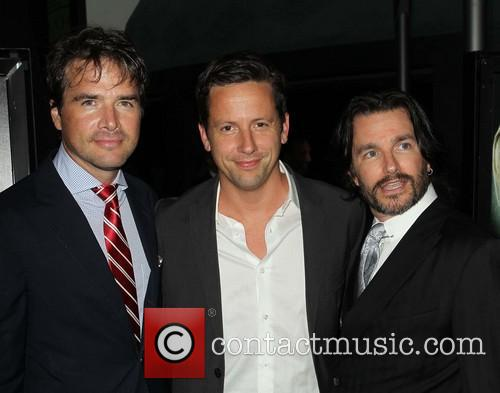 Matthew Settle, Ross Mccall and Frank John Hughes 4