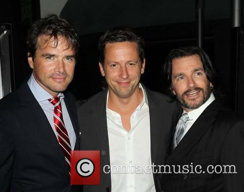 Matthew Settle, Ross Mccall and Frank John Hughes 6