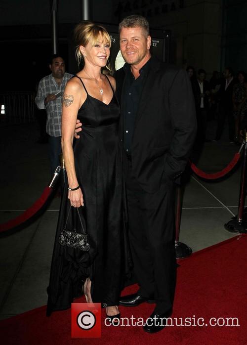 Melanie Griffith and Michael Cudlitz 6
