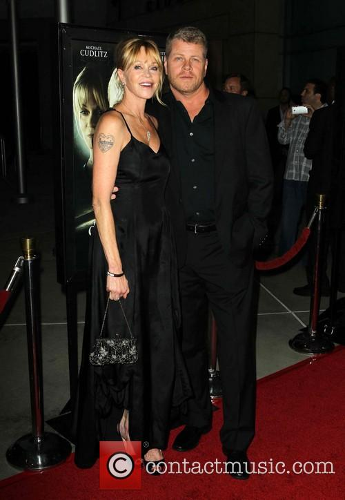 Melanie Griffith and Michael Cudlitz 9
