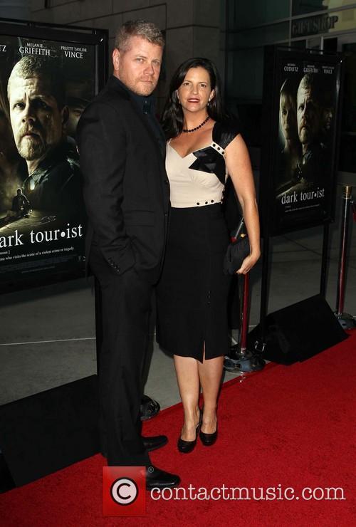 Michael Cudlitz and Rachel Cudlitz 3