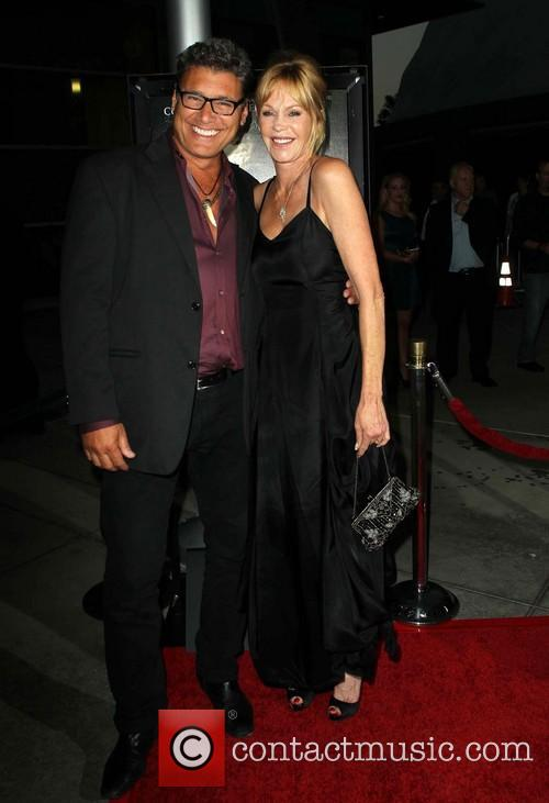 Steven Bauer and Melanie Griffith 4