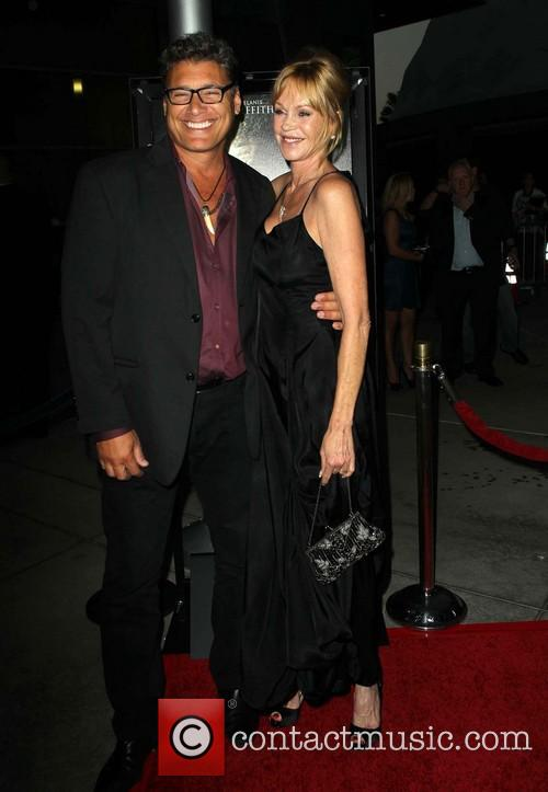 Steven Bauer and Melanie Griffith 9