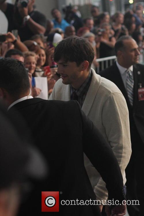 Arrivals for the JOBS Movie Premiere