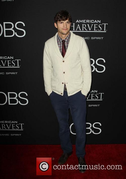 Ashton Kutcher, Jobs Premiere