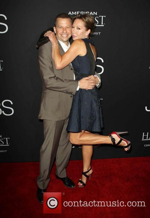 Jon Cryer and Lisa Joyner 1