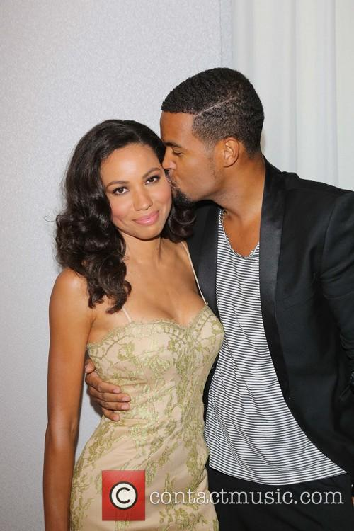 Jurnee Smollett and Josiah Bell 7