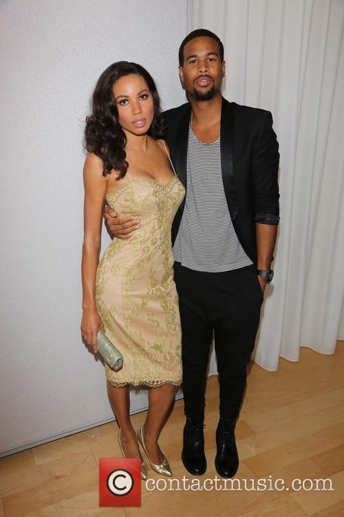 Jurnee Smollett and Josiah Bell 9