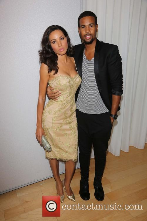 Jurnee Smollett and Josiah Bell 11
