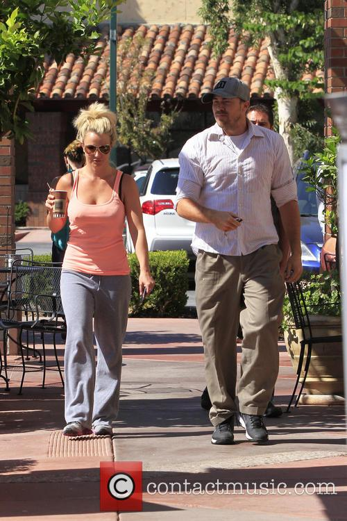 Britney Spears and David Lucado 3