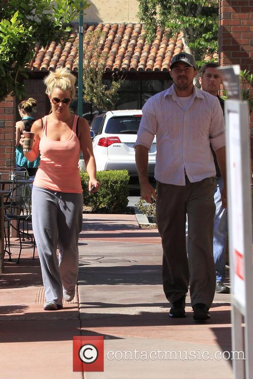 Britney Spears and David Lucado 4