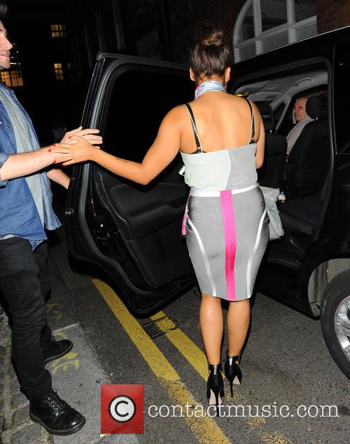 vanessa white the saturdays are spotted leaving 3818245